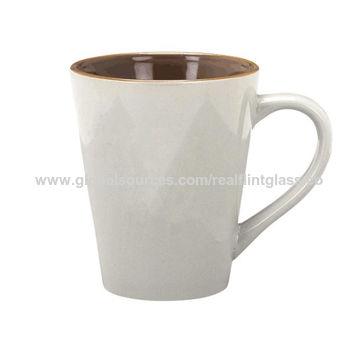 china designer two tone mug 14 oz ceramic mug coffee mug mug