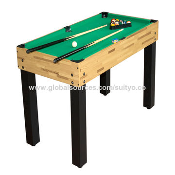 ... China 48 Inch/4ft Multifunction 12 In 1 Combo Game Table, ...