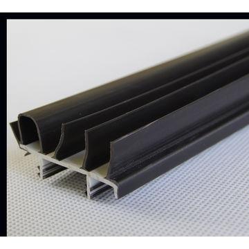 ... China Multipurpose American PVC door sweep/door bottom sealing/door strip ... & China Multipurpose American PVC door sweep/door bottom sealing/door ...