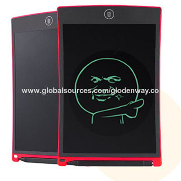 China 4040inch LCD Memo Tablet Flexible LCD Screen Memo Boards Custom Electronic Memo Board