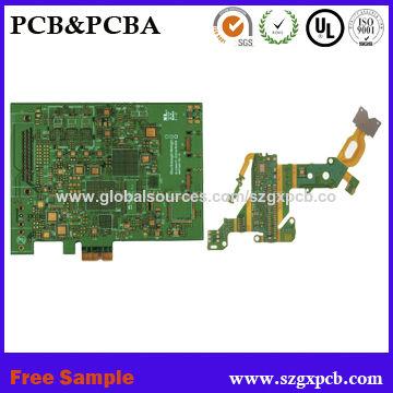 china 2018 hot sale fpc flexible pcb, printed circuit board