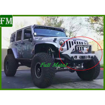 Bumper steel china bumper steel front bumper bull bar grille guards with 10 light bar for aloadofball Image collections
