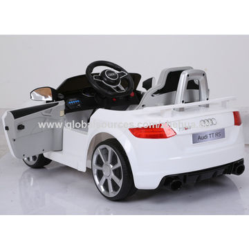China Audi Tt Rs Licensed Ride On Toy Kids Battery Operated Car