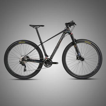 Carbon Fiber Mountain Bike >> China Carbon Fiber Mountain Bike 29er With 30 Speed Hydraulic Disc