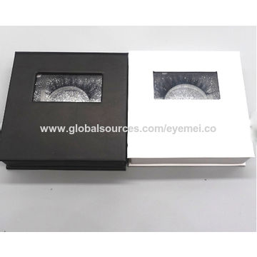 db1b2fb58c1 ... China Hot Sale Select 3D Silk Magnetic Lashes Box, Customized Eyelashes  Package ...