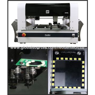 China Popular SMT Pick and Place Machine in Europe and USA
