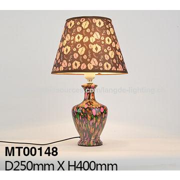 China Hot Ceramic Table Lamp For Living Room Bedroom Light