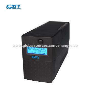 China AVR Smart Line Interactive UPS, 400VA/500VA/600VA/800VA for