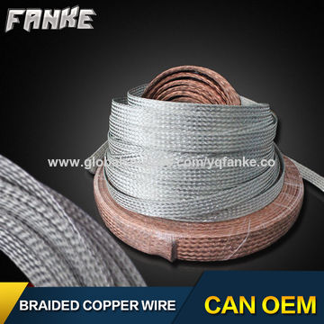 China Copper wire flexible connector on Global Sources