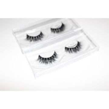 8378cb3badc ... China Wholesale 100% real siberian mink fur mink eyelashes 3d mink  lashes ...