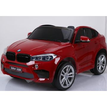 China 2018 New Bmw X6m Licensed Ride On Car Electric Kids 2 Seater 4g