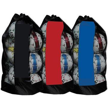 China Custom Mesh Sport Soccer Ball Bag For 12 Balls