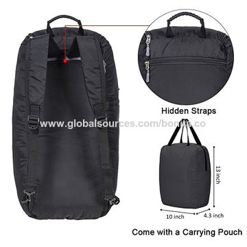 36d3523ca ... China 3-Way Travel Duffel Backpack Luggage Gym Sports Bag with Shoe  Compartment ...