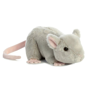 China Hot Sale Lifelike Soft Material Cute Mouse Plush Stuffed