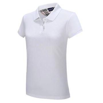 5f674167 ... wholesale china pink polo shirts womens polo shirts cotton polo shirts  short sleeved 70fed 288d1