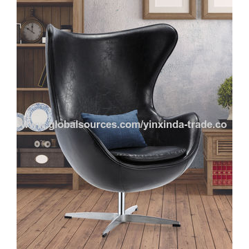 China Living Room Replica Leisure Egg Chair Relaxing Chair Single