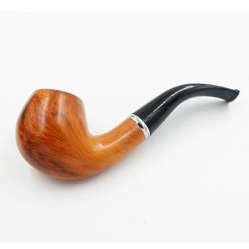 China 3 Pcs Long Smoking Pipes Handmade Metal Tobacco