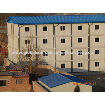 ... China Insulation Steel Modern Prefabricated Mobile Office  Facilities/Locker Room, ...