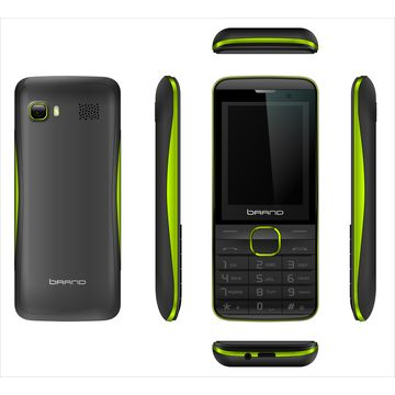 7ad44be465d Basic function mobile phone china cell phone 2.4 inch low price simple  function feature mobile phone