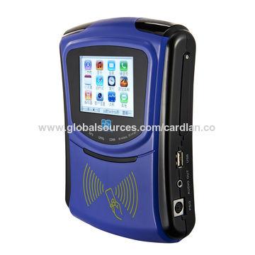 China Cardlan Robust android bus card reader pos machine