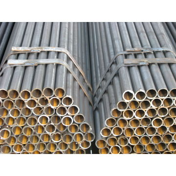 China Types of carbon steel pipe steel hollow section in