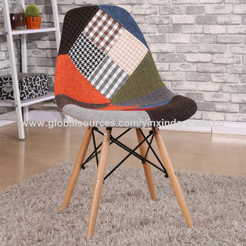 Magnificent China Fabric Chairs For Living Room Eiffel Wooden Leg Dailytribune Chair Design For Home Dailytribuneorg