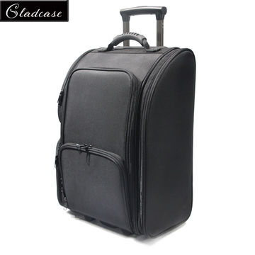 China Professional Makeup Trolley Case Cosmetic Beauty Vanity Train