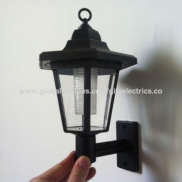 China Gt Hanging Solar Lights Dual Use Shepherd Hook 2 Hooks Outdoor Coach