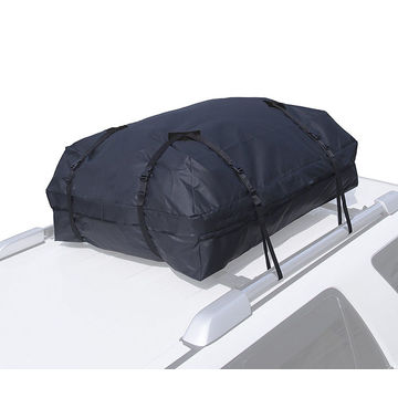 China Waterproof Car Rooftop Luggage Roof Rack Bags Carriers For Suv
