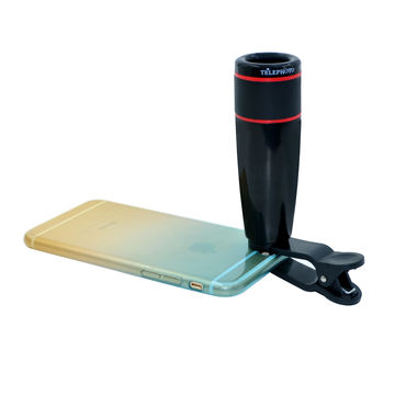 China Universal 8x zoom telephoto lens for cell phone