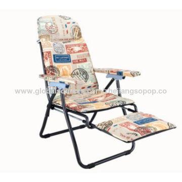 China Camping Folding Lounge Chairs