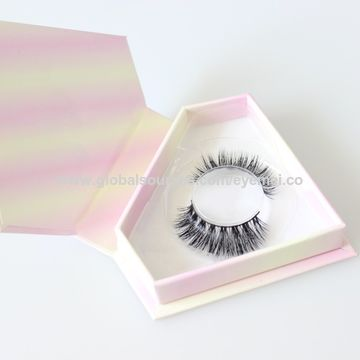 10460d8f8b0 ... China 3D Mink Eyelashes High Quality Packaging Boxes Wholesale  Manufacturer Customized Lash Packaging Box ...
