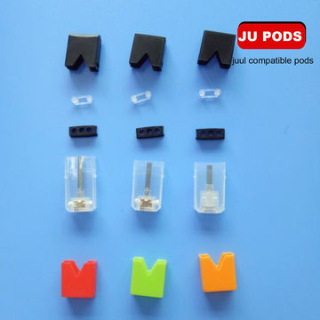 China High quality Juul compatible pods ceramic coil 0 7ml vape pen