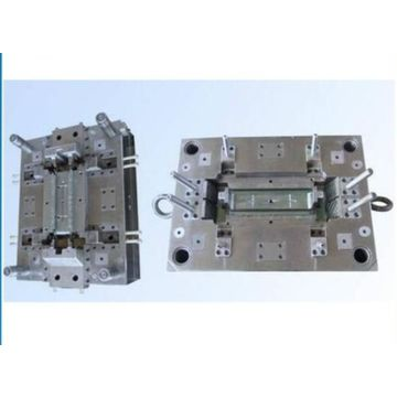 China Plastic Component Aluminium Die Casting Part and