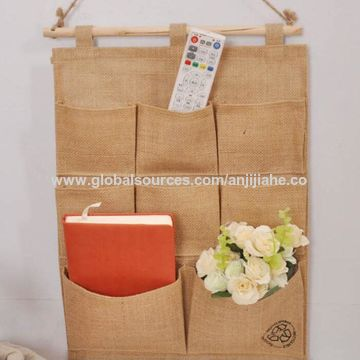 China Hanging Closet Organizers For Storage Multi Function Sorting Wall Bags