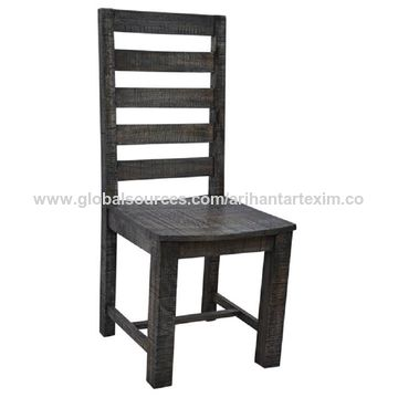 India Wooden Dining Chair On Global Sources