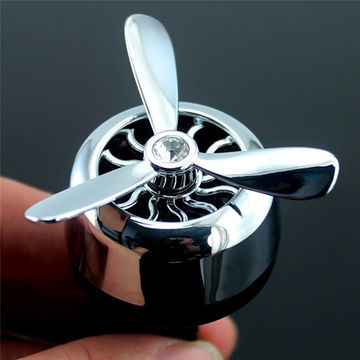 China Aircraft engine shape solid perfume airplane propeller