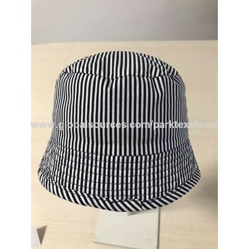 7bee7424654 China Reversible bucket hat in poplin fabric on Global Sources