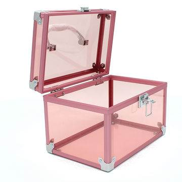 China Clear Makeup Cosmetic Acrylic Box Case On Global Sources