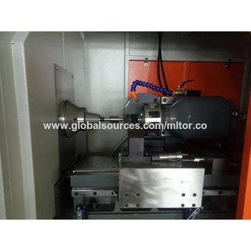China Direct drive NC Gear Hobbing and milling Machine for worm gear