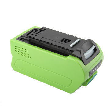 China Greenworks 29472 G-max 40V 4Ah Lithium-ion Battery on