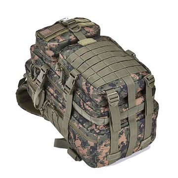 d13e741d96d8 China Camouflage Military Tactical Assault Pack Backpack