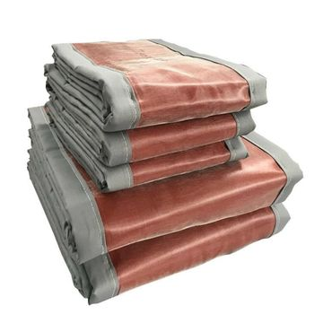 China High Temperature Silicone Rubber Gl Fabric Expansion Joint