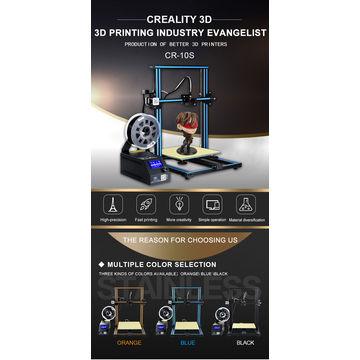 China Filament Monitoring Alarm Creality CR-10s 3D Printer