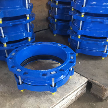 China Universal flange adaptors (for A C  pipes, PVC pipes