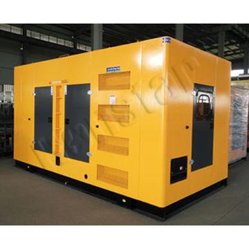 China 6kw ~2000kw diesel generator sets on Global Sources