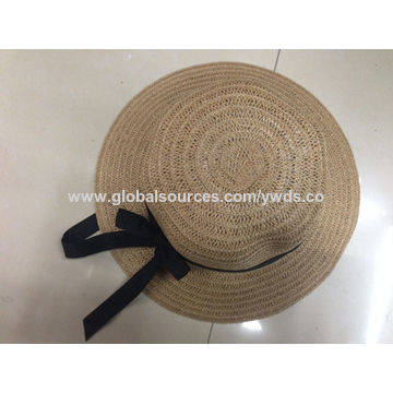 ff26f0ad7a74c China Smmer paper straw hats women hats