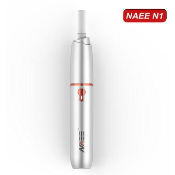 China N1 Whole Heat Not Burn Smoking Set Ceramic Heating Device Dry Herb Heatstick E Cigarette