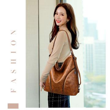 59a14eb01fab China Women Handbags Hobo Shoulder Bags Tote PU Leather Handbags ...