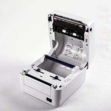 China 4 inch thermal label printer 110mm sticker thermal